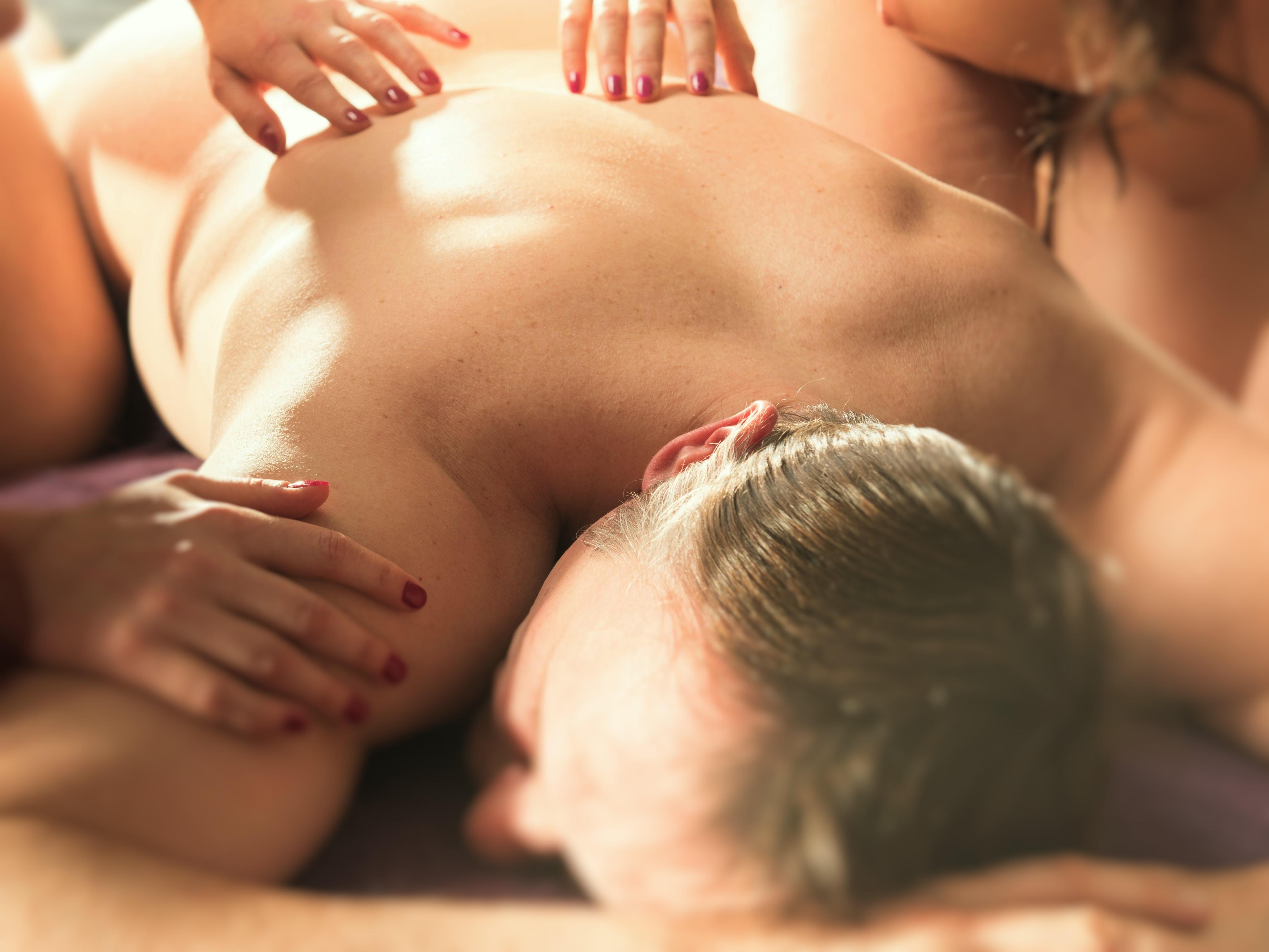 Masáže pro muže